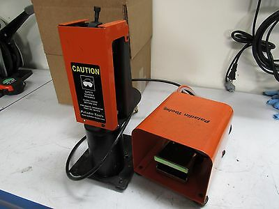 Paladin Tools Pneumatic Operator with Pedal 901510