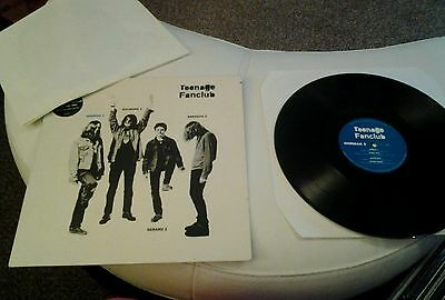 """Teenage Fanclub Norman 3 12"""" Single limited edition with poster  12"""" nr mint"""