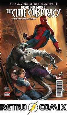 Marvel Amazing Spider-Man Clone Conspiracy #4 First Print New/unread Bag/board