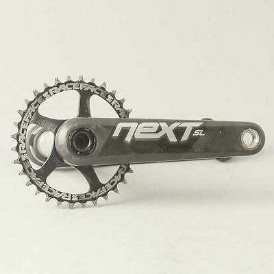 Used Race Face Next SL 32t 1x11 speed Mountain crankset BB30 Spindle 175mm