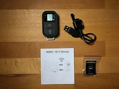 GoPro Wi-Fi Remote + USB Charging Cable