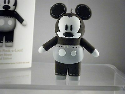 """2011 Hallmark, """"Look who's Pook-a-Looz!  D23 Expo """" Ornament,  Mint in Box"""