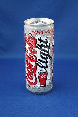 Coca-Cola Light Can Japan 1999 Full 250ml