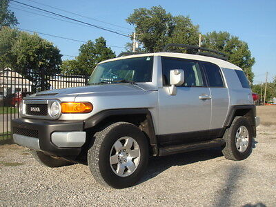 2007 Toyota FJ Cruiser Base Sport Utility 4-Door 2007 Toyota FJ Cruiser~138,262 Miles~4.0 L V6 239 HP Engine~Excellent Condition!