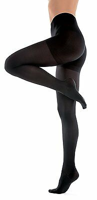 Womens Support Tights Graduated Compression 18-21 mmHg / 140DEN, Beige, size 2