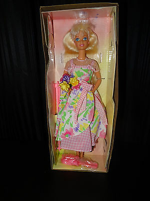 NEW Avon Exclusive Spring Pedals Barbie Doll 2nd in a Series