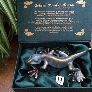 golden pond collection gecko