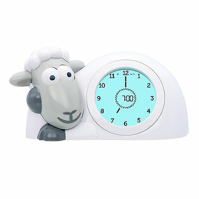 Zazu Kids Sleep Trainer Alarm Clock and Nightlight (NEW, IN BOX)