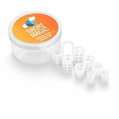 Stop Snoring Solution Nose Vents - Anti Snore Aid Relief For Deviated Septum