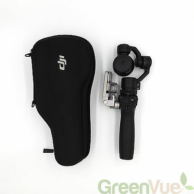 NEW DJI Osmo Handheld 4K Camera and 3-Axis Gimbal w/Battery, Charger & Case