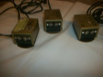 3,VINTAGE ELECTRIC TRANSFORMERS   TYCO Power Pack