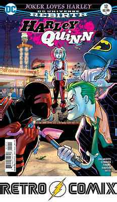 Dc Rebirth Harley Quinn #12 First Print New/unread Bagged & Boarded