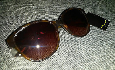 Ted Baker Sunglasses - Womens - Brown Tort
