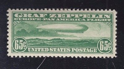 US Scott #C13 Graf Zeppelin Mint Stamp