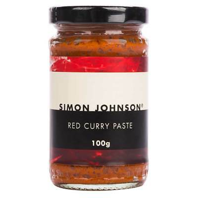 NEW Simon Johnson Red Curry Paste 100g