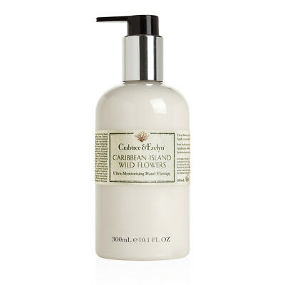 NEW Crabtree & Evelyn Carribean Island Hand Therapy 300ml