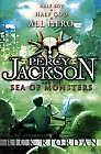 Percy Jackson and the Sea of Monsters by Rick Riordan (Paperback, 2007)