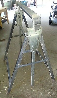 Saw Horse, Height adjustable