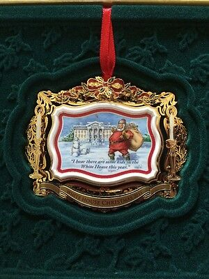The White House Historical Association 2011Christmas Ornament