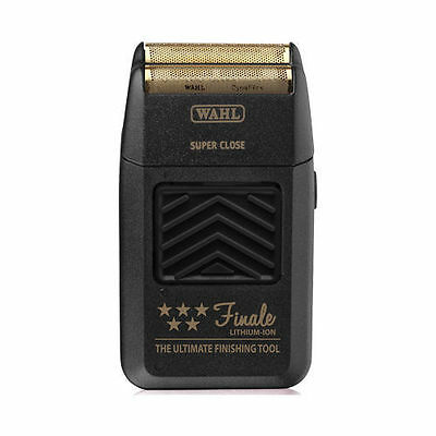 Wahl Professional Five Star Finale Bump-Free Shaver Lithium Battery # 8164