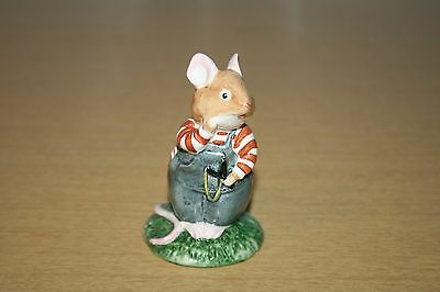 Royal Doulton WILFRED TOADFLAX figurine Brambly Hedge 1982