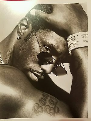 Puff Daddy, P Diddy, BAD BOY,  Sean Combs 8'10 glossy Hip hop history