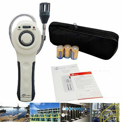 Combustible Gas Detector Portable Household Alarm Propane Tester Gas Leak Tester