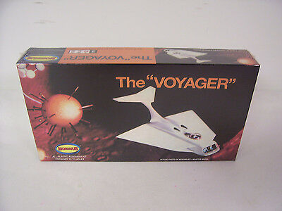 Aurora The Voyager Model Kit Famous Monsters of Filmland Universal Monsters