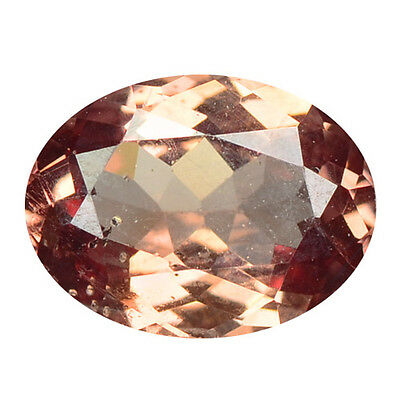 1.10 ct HUGE UNIQUE RARE NATURAL FROM EARTH MINED PINKISH RED MALAYA GARNET