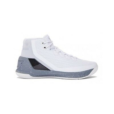 Chaussure de Basketball Under Armour Stephen Curry 3 Domino Blanc