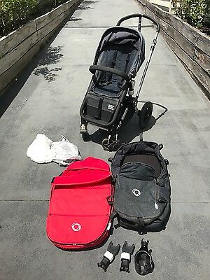 Bugaboo  Cameleon  Denim Limited Edition