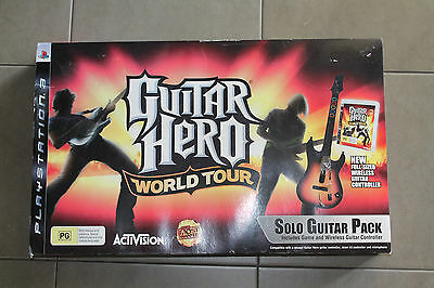 Guitar Hero World Tour For PS3