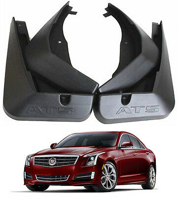 New Genuine OEM Splash Guards Mud Guards Mud Flaps FOR 2013-2017 CADILLAC ATS