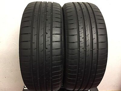 225 40 19   Goodyear  Eagle  F1      6.5 Mm  Tread   Tyres  X2    Rsc