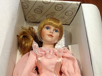 Porcelain Doll, Brand New In Box, Absolutely Stunning