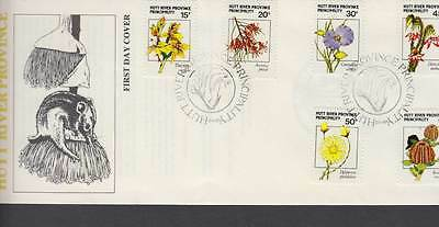 HUTT RIVER PROVINCE First Day Covers x 2 oza8