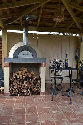 Winter Offer!Wood Fired Pizza Oven..Full Deluxe Kit includes Insulation/Door etc