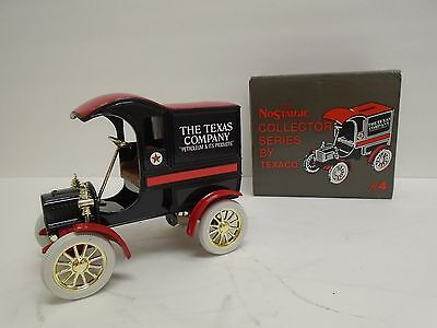 Texaco The Nostalgic Collector Series # 4 , Made In Usa By The Ertl Company