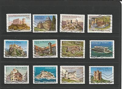 FRENCH STAMPS  LOT No  0008