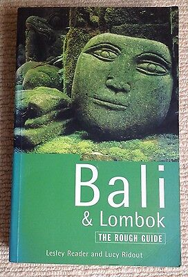 The Rough Guide To Bali & Lombok - Paperback Edition