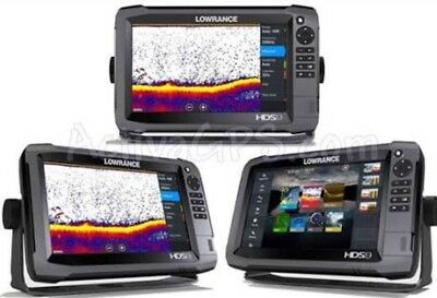 Lowrance HDS-9 Gen3 Touchscreen Fishfinder Chartplotter Sounder GPS RRP$2,700