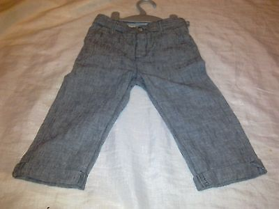 Boy's Trousers : Age 12 - 18 Months