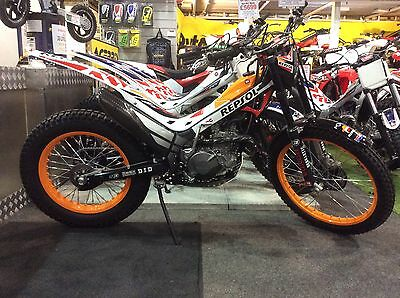 Just Arrived New 2017 Montesa Repsol 4rt 260cc