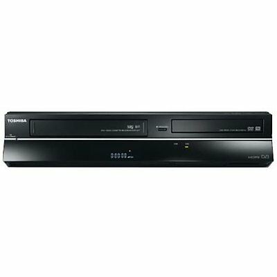 Toshiba DVR19DTKB2 Freeview DVD/VCR Recorder Combi - Black