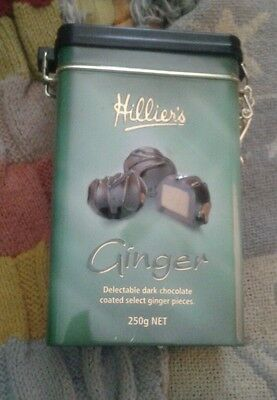 Hillier's Canister
