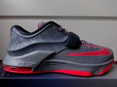 New Nike KD VII 653996-060 Men's Basketball Trainers Shoes Size UK 8