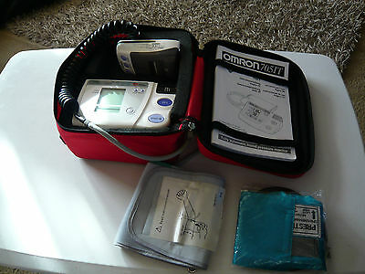 NEW Omron 705-IT Upper Arm Blood Pressure Monitor COMPLETE WITH PRINTER!!!!!