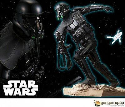 KOTOBUKIYA ARTFX Death Trooper Specialist 1/7 PVC Figure Rogue One A Star Wars