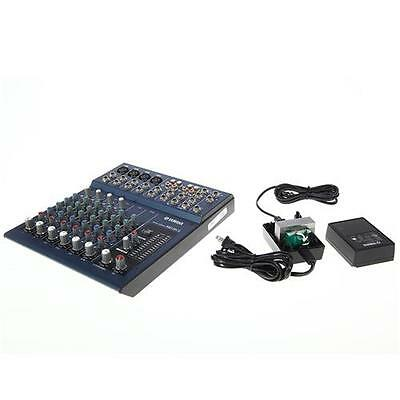Yamaha MG10/2 10 Channel Mixing Console