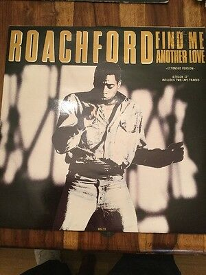 "Roachford Find Me Another Love UK 12"" vinyl single record (Maxi) ROAT3 CBS"